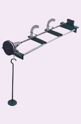 Torsion Of Bars Apparatus