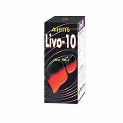 livo 10 liveer tonic