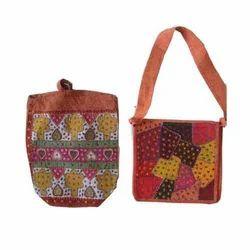 Cotton Patch Bag