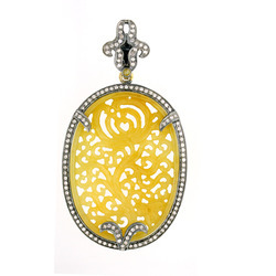 Designer Carving Jade Pendants