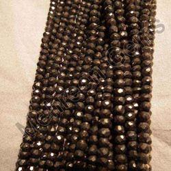 Natural Pyrite Beads