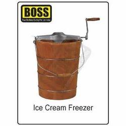 Hand Operated Ice Cream Freezer