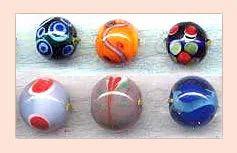 Indian Lampwork Beads