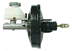 Actuation Brakes(booster & Master Cylinders)