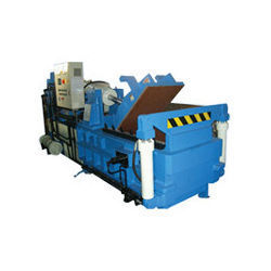 Auto Door Hydraulic Baling Press