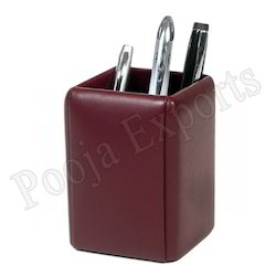 Leather Pen Holder (Product Code PC009)