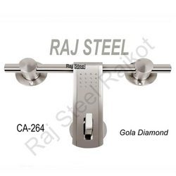 Aldrop and Latch Handle Gola Diamond