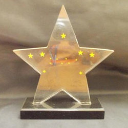 Acrylic Trophy 19