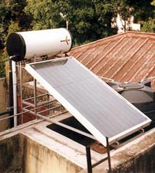 Domestic Solar Water Heaters