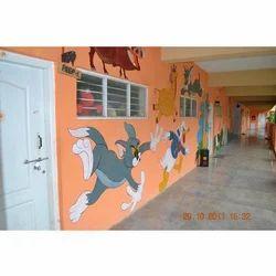 Kindergarten (3 to 5 years)