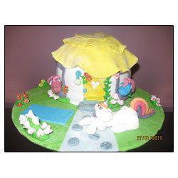 Disney My Little Pony House Cake Muscovado Cakes N Chocolates New