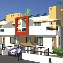 Building a 3d house model