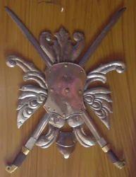 Swords Hanger Without Sword