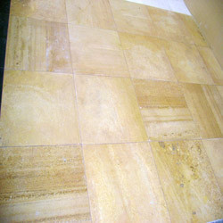 Gold Lime Stone Brushed