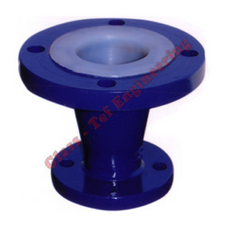 Plastic Blue Lined Pipe Reducer, Size: 1/2 Inch