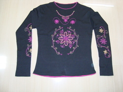 Womens Hand Embroidery Party Wear
