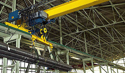 Single-Girder Overhead Traveling Cranes