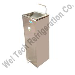 Foot Press Water Cooler