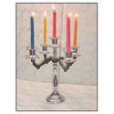 Jewish Candle Stand
