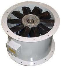 Axial Roof Mounted Fan
