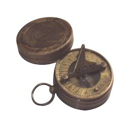 Antique Nautical Compass, Packaging Type: Bubble Pack