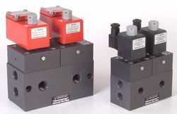 Rotex Automation Double Solenoid Valve