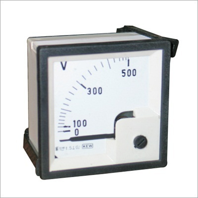 72X72 AC Moving Iron Ammeter