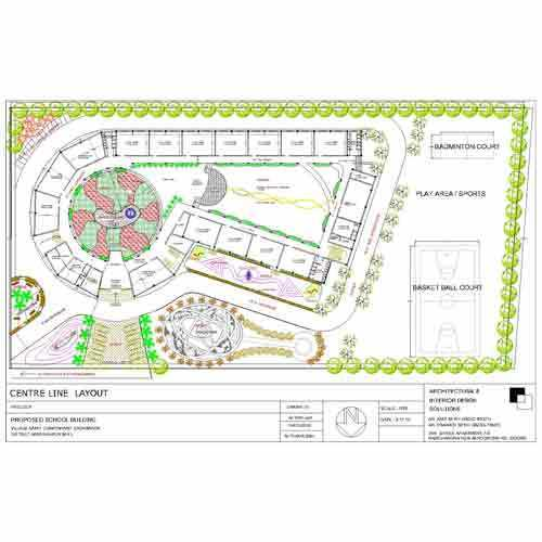 Business building plans building plan services in - College of design construction and planning ...