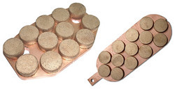 Brake Liners (Friction Material - Sintered)