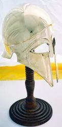 Corinthian Helmet In Brass