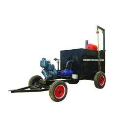 Trolley Mounted Bitumen Sprayer Cum Road Cleaner