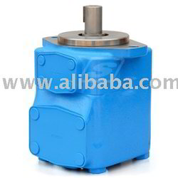 TYPICAL ASSEMBLIES & COMPONENTS- Single Cylinder Vane Pump