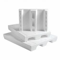 White EPS Pallets