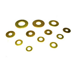 Brass Press Washers