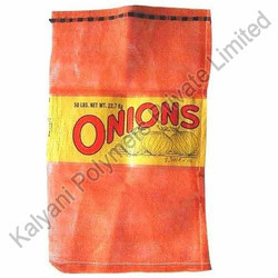 Kalyani Polymers Vegetable Leno Bags