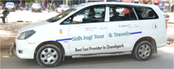 Luxury Taxi Rental