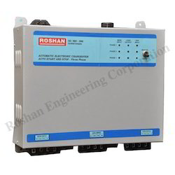 Roshan 30 Amps Diesel Gen Three Phase Automatic Changeover, Model No.: RDCT-30AS
