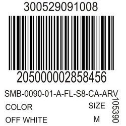 Barcode Stickers Labels