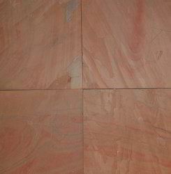Pure Pink Slate Stone