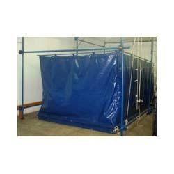 Poultry Curtain Tarpaulin
