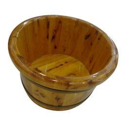 Spa Equipments - Wooden Tub