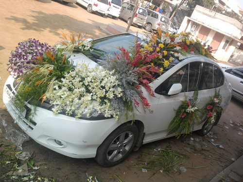 Jay flower mart ahmedabad wholesaler retailer of car decoration product image read more car decoration junglespirit Image collections