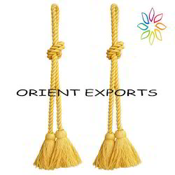 Chair Tie Back Tassels