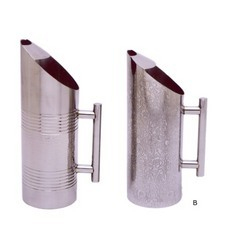 Silver Water Jug