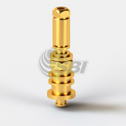 Brass Plumbing Valve Spindle