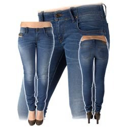 803167adc Loose-Fit On Women Wear Jeans, Rs 550 /piece, Fashion World Clothing ...