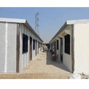 Steel Prefabricated Labor Colony