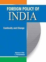 Foreign Policy Of India: Continuity And Change