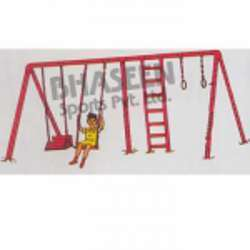 Children Playground Swings