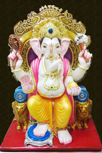 Marble Ganesha Statues Lord Ganesha Marble Statue